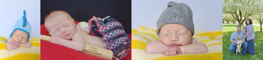 Luke: Newborn Portraits