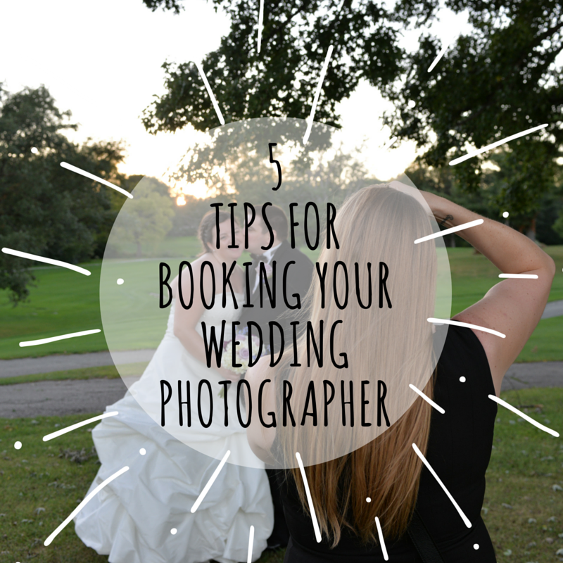 5 Tips For Booking Your Wedding Photographer Photography Lafayette Indiana
