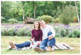 Holcomb Gardens Engagement Indianapolis