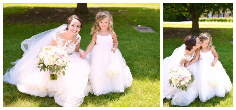 PUBLISHED- PopSugar: These Flower Girls Stole the Ceremony With Their Cuteness