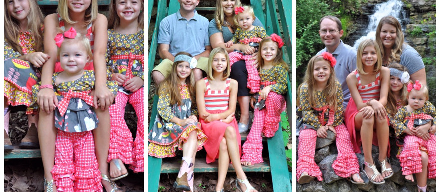 The Strassers: Family Portraits