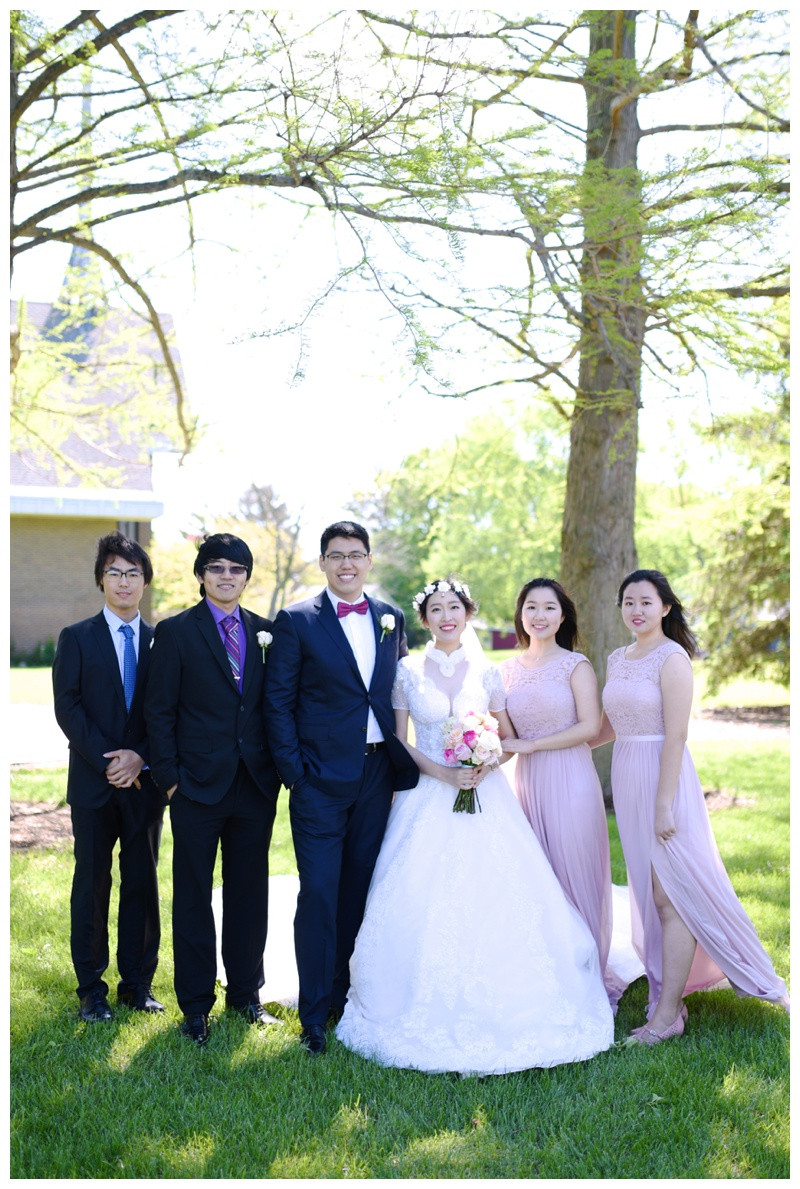 Federated Church Purdue Memorial Union Chinese Wedding West Lafayette Indiana Photographer Photography