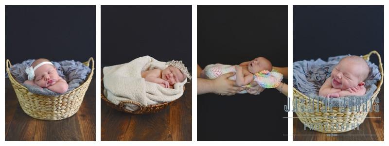 Lafayette Indiana Newborn Session: Astraea