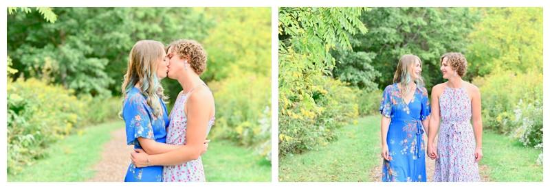 West Lafayette Indiana Engagement Celery Bog Photographer Photography