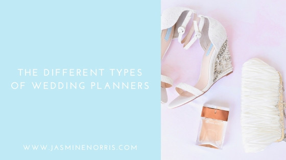 The Different Types of Planners: Wedding Wednesday