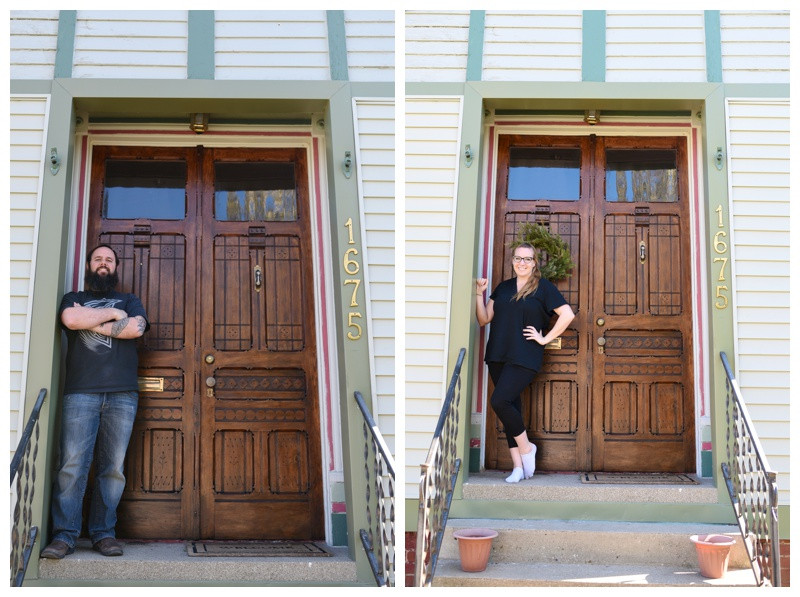 Refinishing 100 Year Old Wooden Door Victorian House