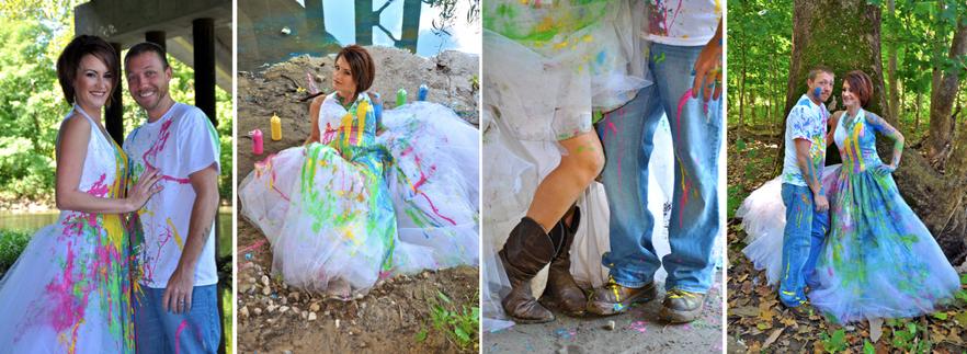 Talia and Michael- Trash The Dress