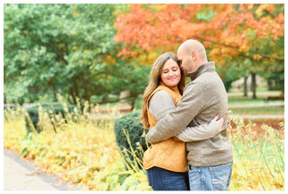 Notre Dame South Bend Indiana Engagement