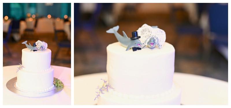 Zoo Wedding Cake Inspiration Indianapolis Zoo Wedding Photographer