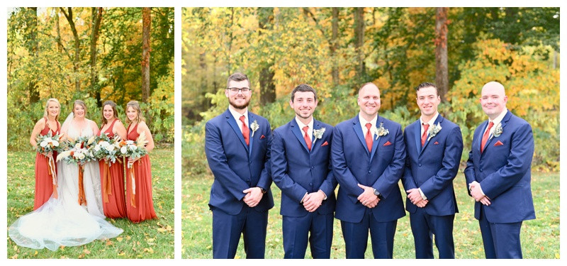 Stone Creek Lodge Crawfordsville Indiana Wedding Photographer