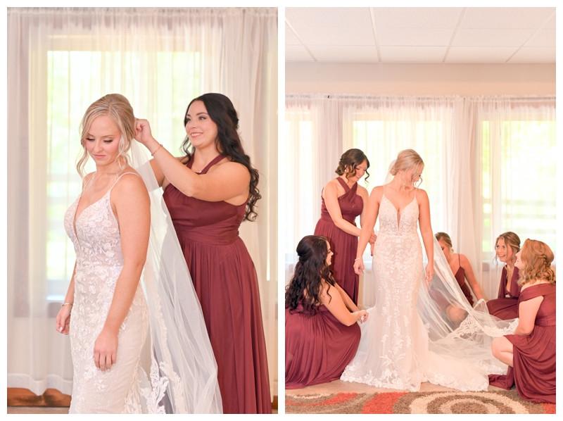 Stone Creek Lodge Crawfordsville Indiana Wedding Photographer Photography