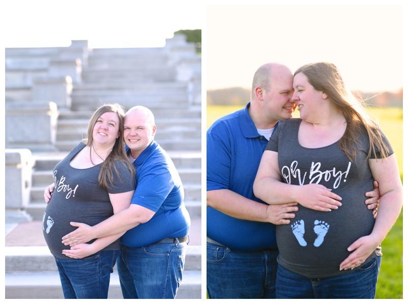 Carmel Indiana Maternity Photos Indianapolis Lafayette Photographer Photography Coxhall Gardens