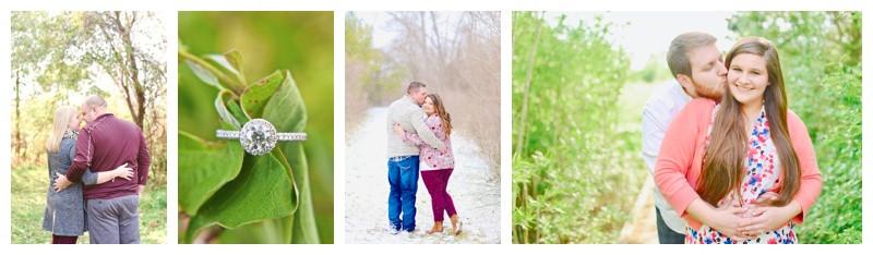 Fairfield Lakes Lafayette Indiana Engagement Photographer Photography