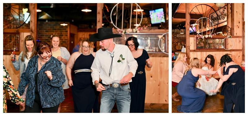 Kirklin Indiana Wedding Photographer Photography Bookers Bar Grill