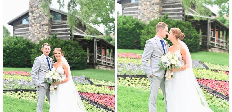 PUBLISHED: Modern Weddings- Bread and Chocolate Wedding