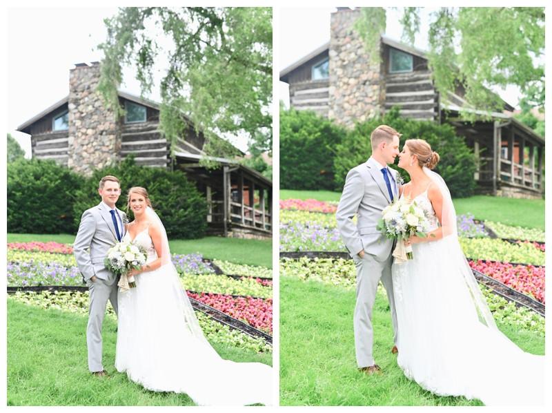Bread and Chocolate Wedding Goshen Indiana Photographer Photography