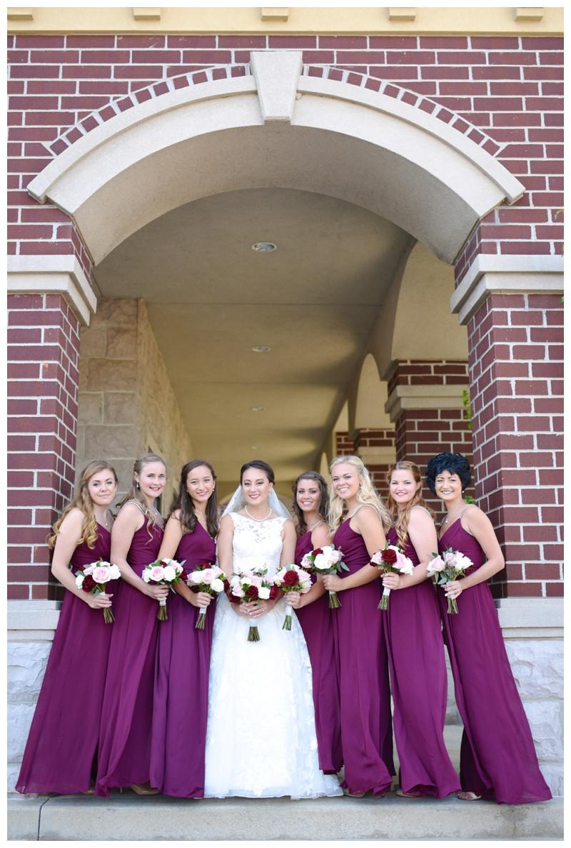 Lafayette Indiana Holiday Inn City Centre Wedding Photographer Photography Indianapolis