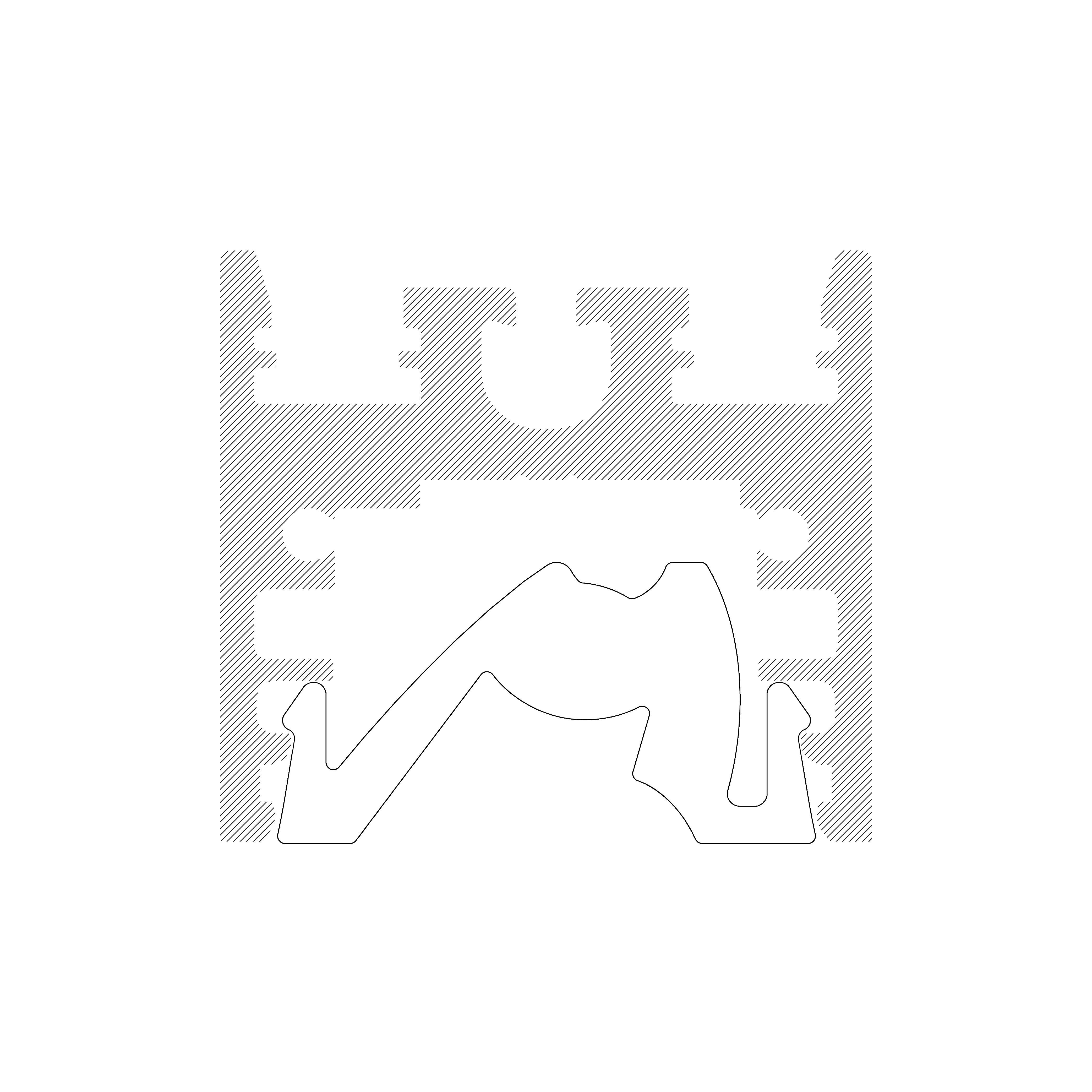 Lente 45°