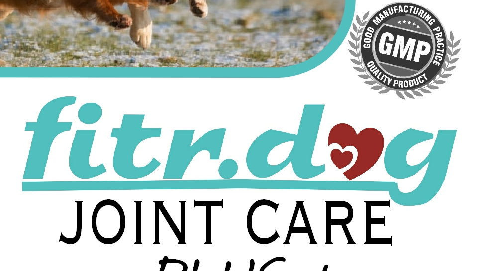 Joint Care Plus - Perfectly suited for Active, Working or Older Dogs.