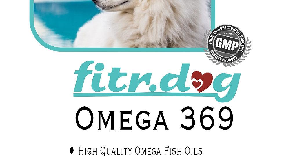 Omega 369 - Essential Omega Oils for Joint, Skin & Coat Support
