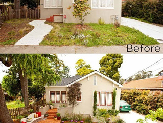 STAGE YOUR HOME EXTERIOR TO SELL