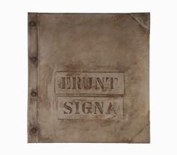 Livro objeto - Erunt signa