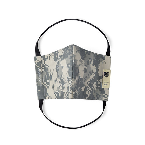 Limited Edition Face Mask - Digital Camo