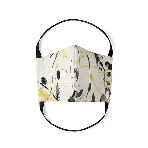 Limited Edition Face Mask - Canvas Splatter