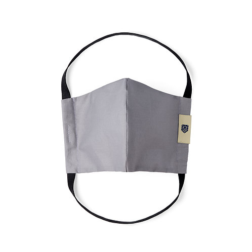 Sunset Face Mask ™ Fossil Grey
