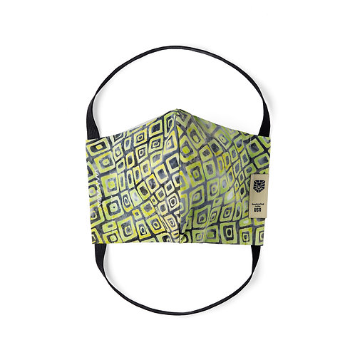 Limited Edition Face Mask - Green Mamba