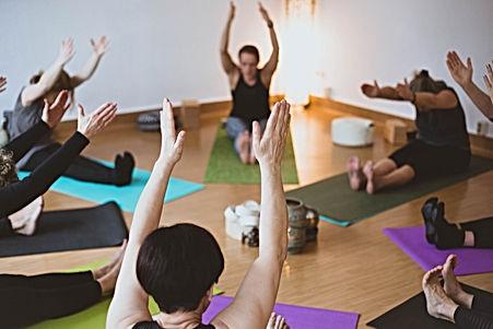 Bild Yogakurs, Yoga, Hatha Yoga
