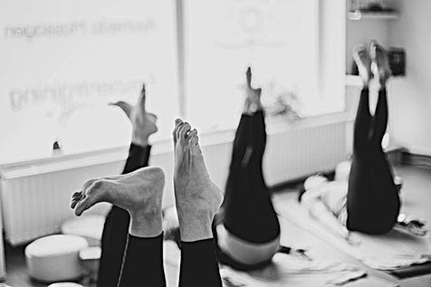 Teilnehmer Yoga Kurs