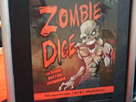 GenCon2019 - Zombie Dice