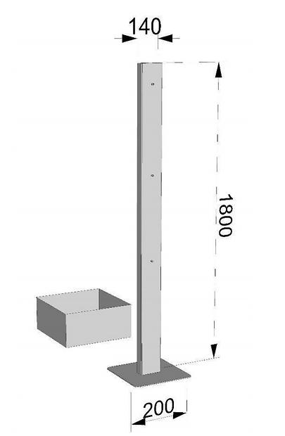 Columna automatica