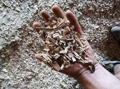 Sustainable G30 spec biomass wood chippings at an affordable price