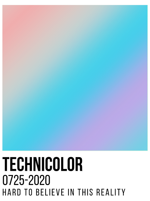Technicolor Cardstock (6-pack)
