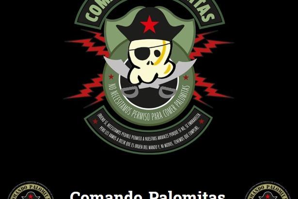 Comando Palomitas.