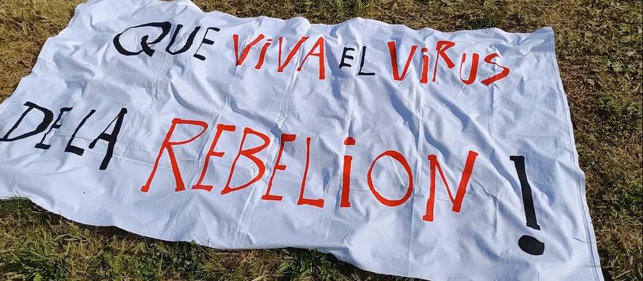 «¿No la crean? ¡Lo van a ver!» Llegada de la Fuerza Aérea Zapatista a Viena en palabras del SubMoy