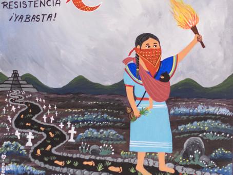 El Estado mexicano y la memoria de los de abajo (entre consultas y resistencias)