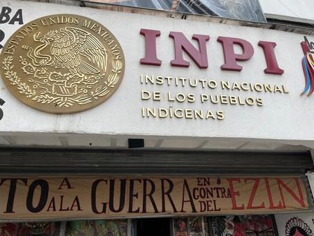 A 500 AÑOS DE RESISTENCIA EN TENOCHTITLÁN: LA TOMA DEL INSTITUTO NACIONAL INDÍGENA