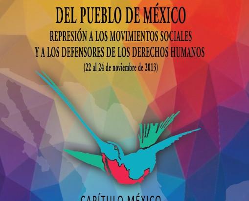 Memoria de las resistencias del pueblo de México
