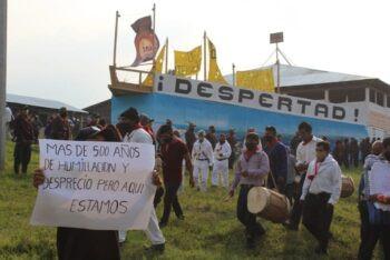 """EZLN: """"Llevar lejos nuestro pensamiento, es decir, nuestro corazón"""""""