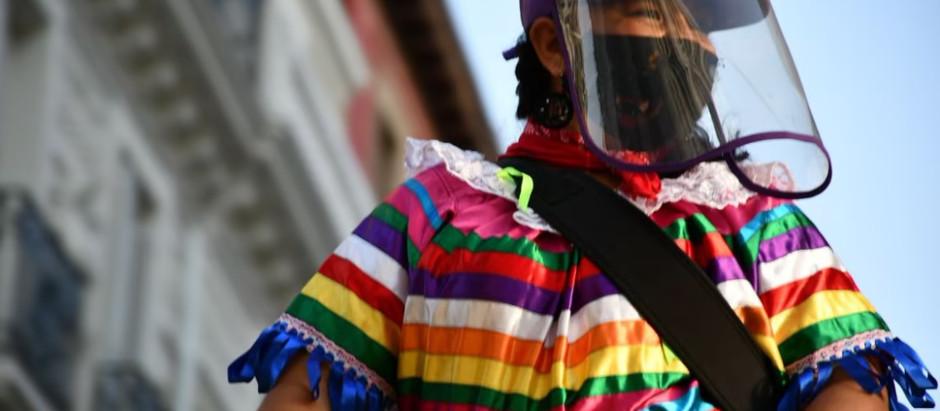 El Caminar escuchando del EZLN en tierras insumisas de la Europa de abajo