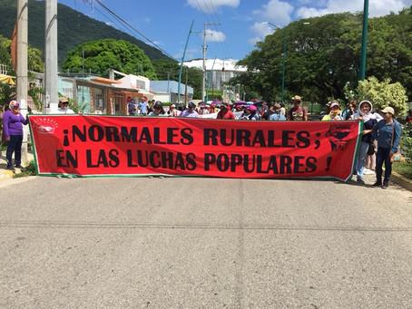Pronunciamiento en solidaridad con Mactumactzá y Azqueltán