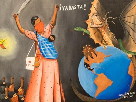 Lettre de la Sixième Commission Zapatiste au Collectif Le temps des peuples est arrivé.