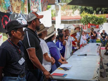 HACIA EUROPA - Frente de Pueblos en Defensa de la Tierra y el Agua de Morelos, Puebla y Tlaxcala.