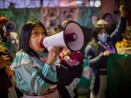 Solidaridad con el CNI –CIG en su lucha por la vida