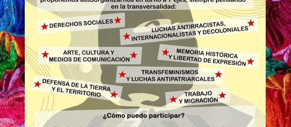 La semilla zapatista florece en Madrid