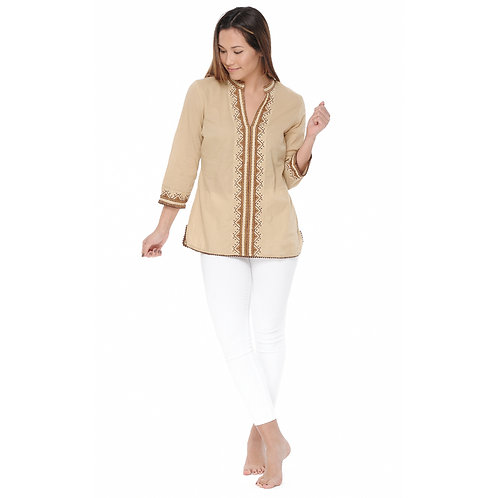 PRANCER TOP - BEIGE