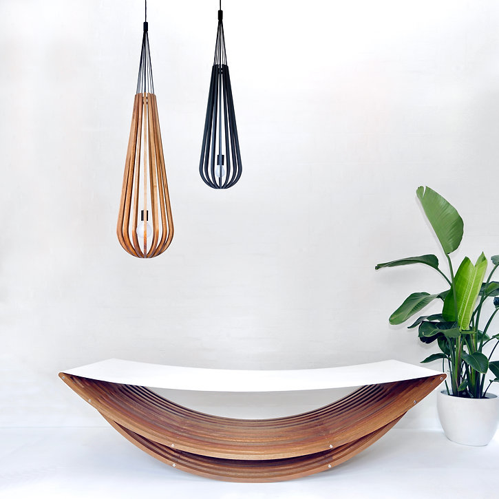 hammock, lighting, contemporary furniture, designer, eco friendly, vegan